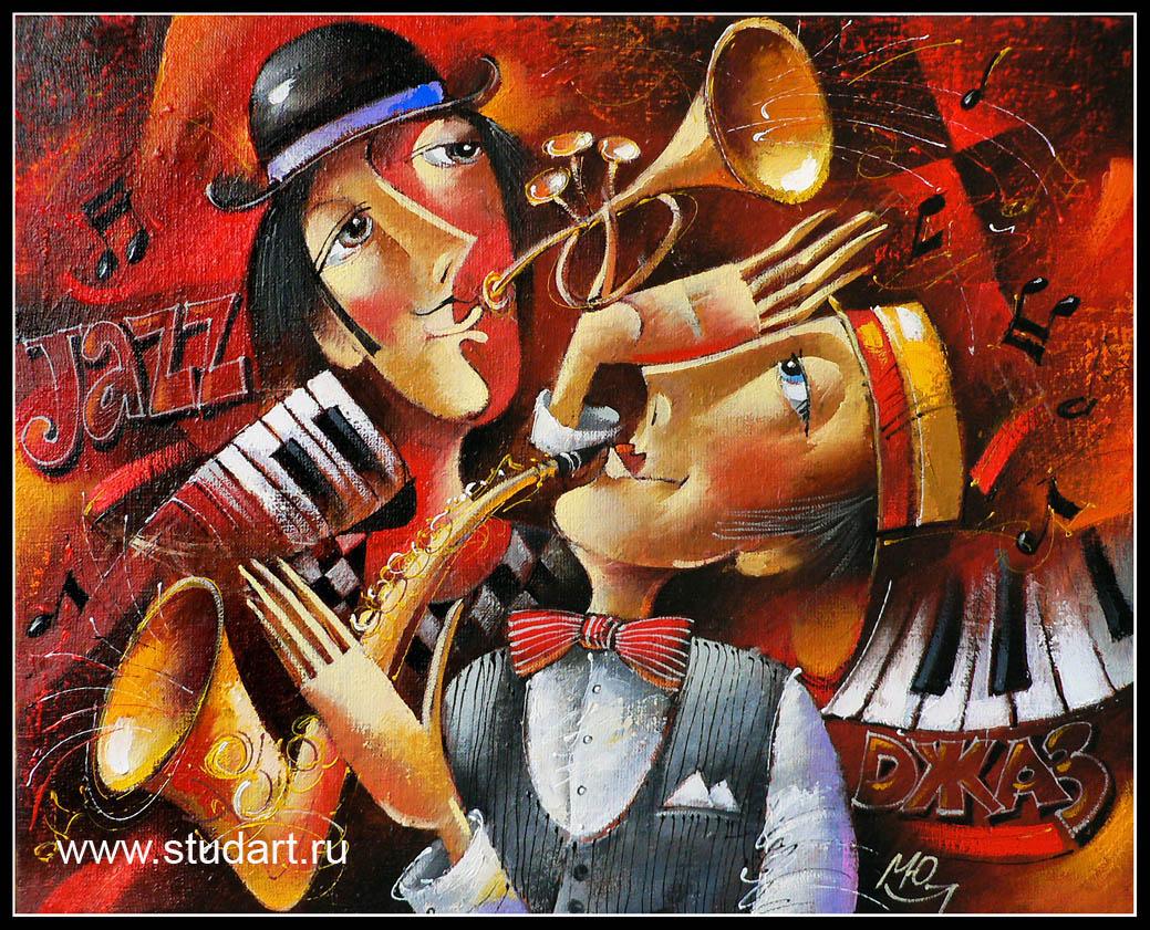 Джаз-дуэт