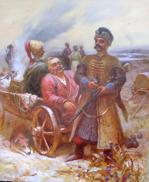 Козацкий мотив