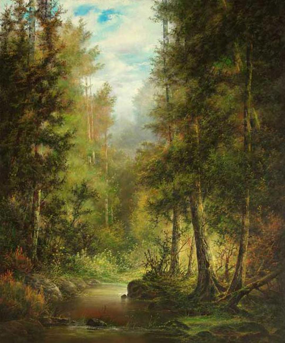 Лісовий струмок