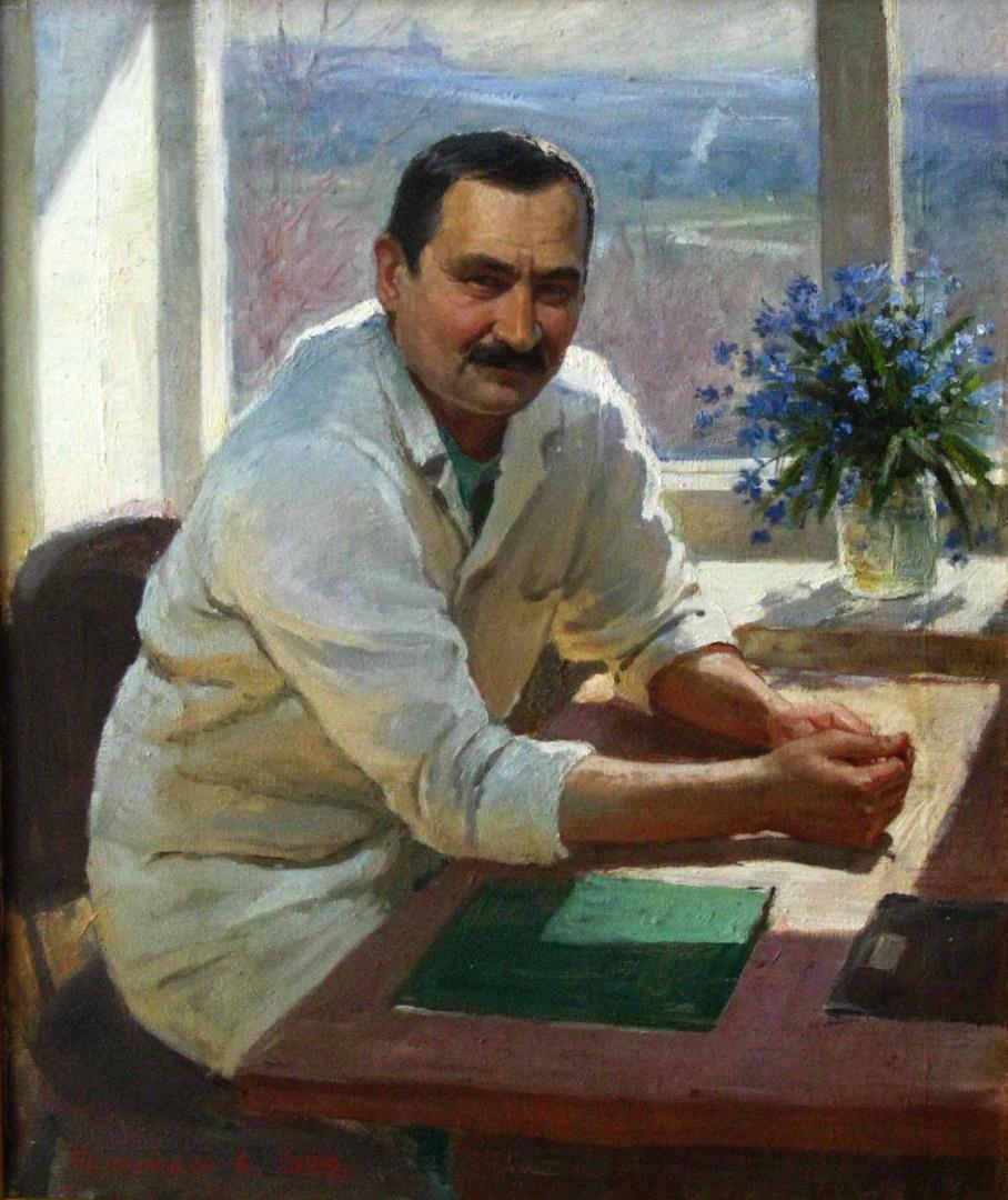 Портрет хирурга Бараненко И.В