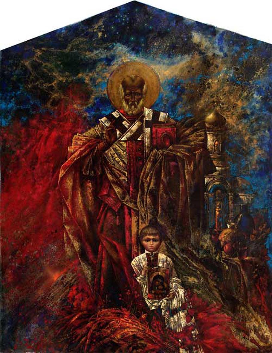 Святий Миколай.Передчуття відродження