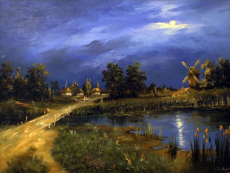 Вечера на хуторе возле Диканьки