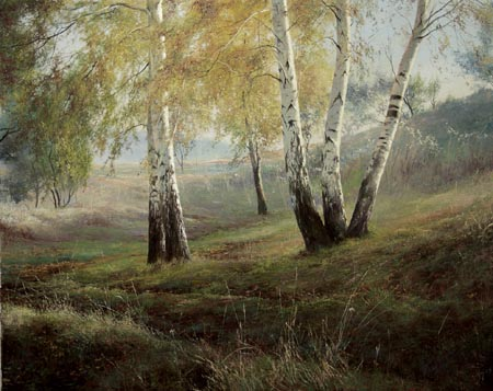 Березы х.м. 80-90, 2005