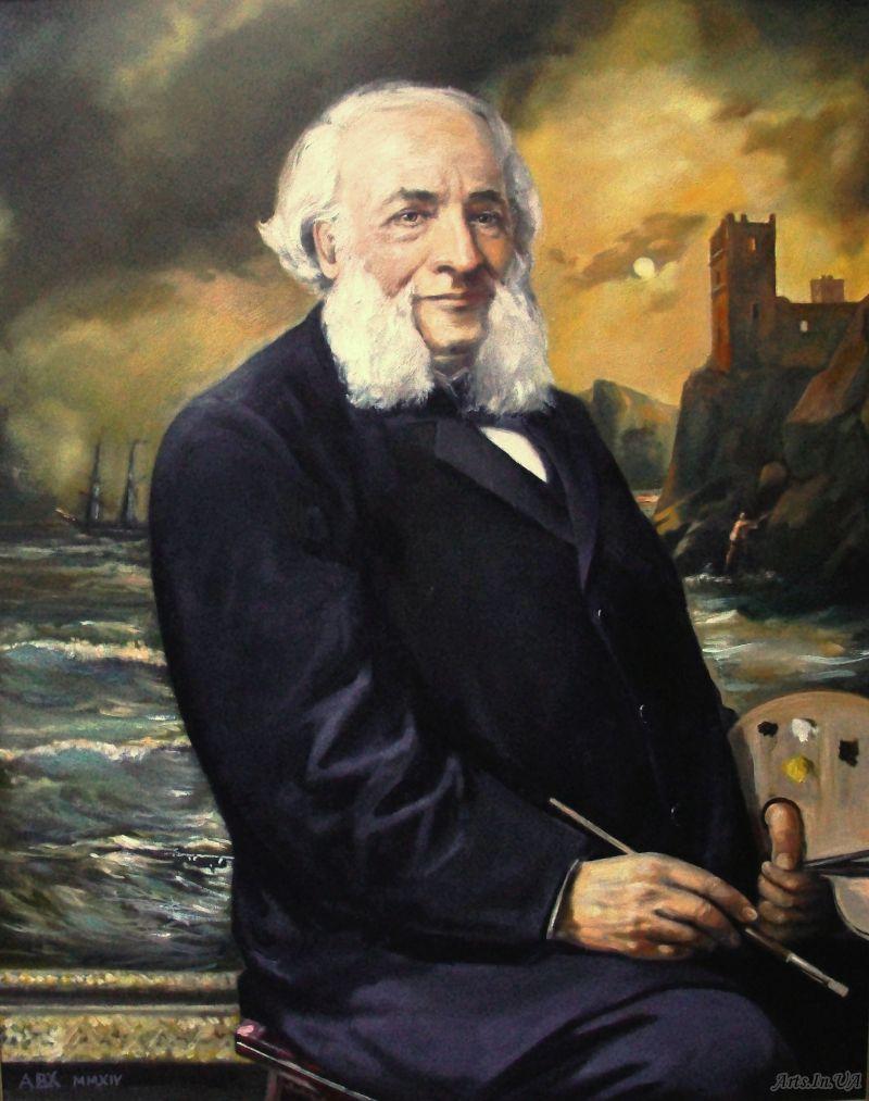 Портрет Ивана Константиновича