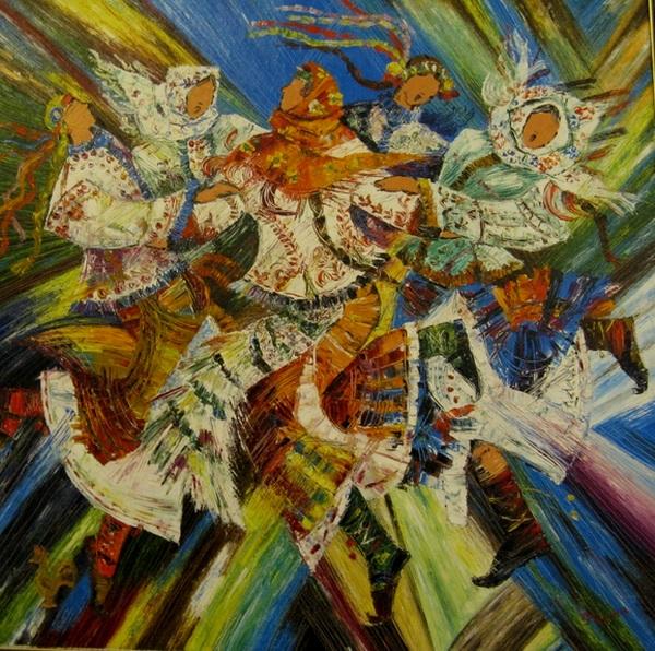 Роман и Надежда Федишин (Украина) Серия Гуцульский танец
