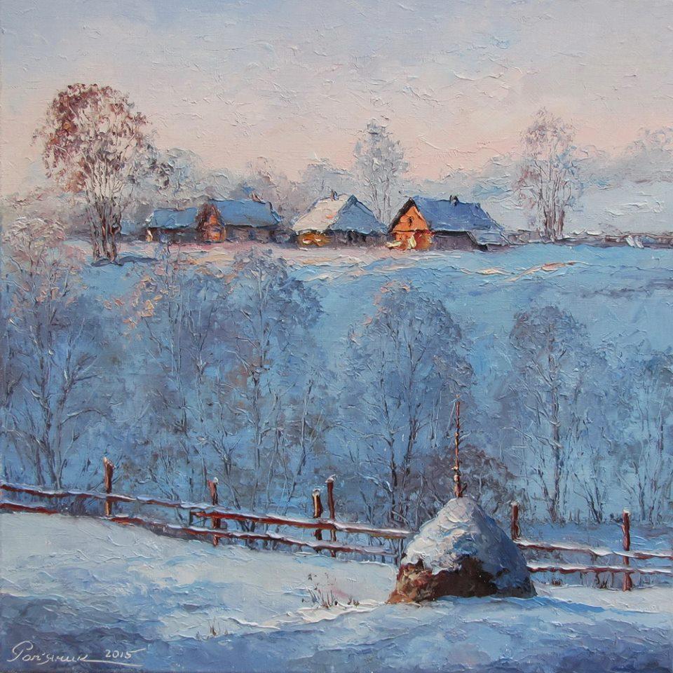 Зимове надвечір'я
