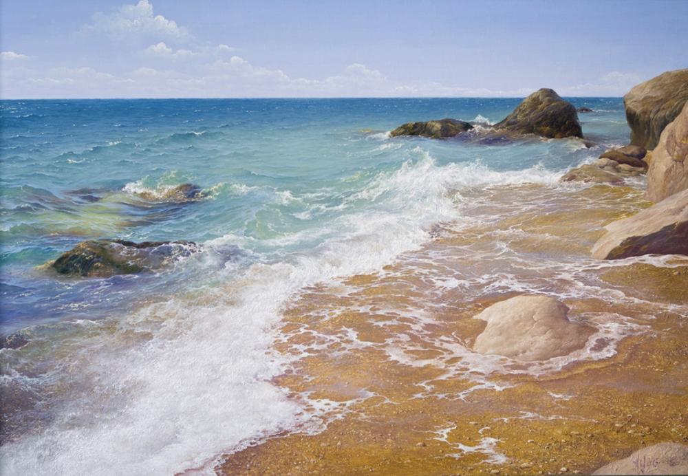 лагідне море