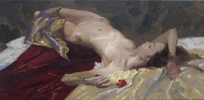 Alexey Steele 1967 - Russian-born American painter - The Novorealism Movement - Tutt'Art@ (40)