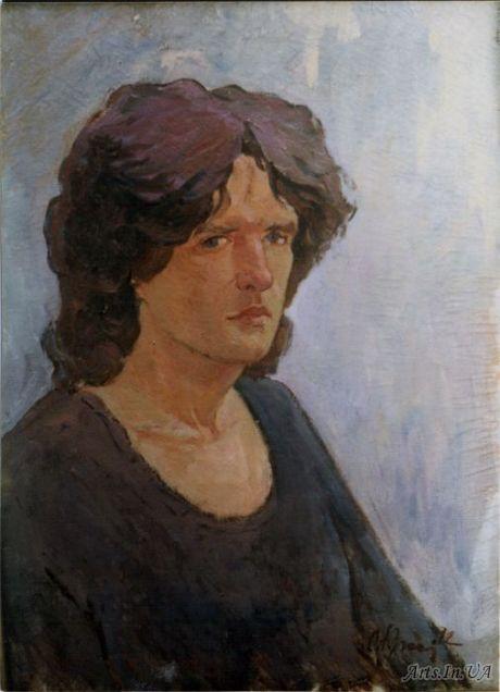 Автопортрет 1992