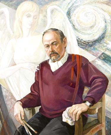 Автопортрет, 2006