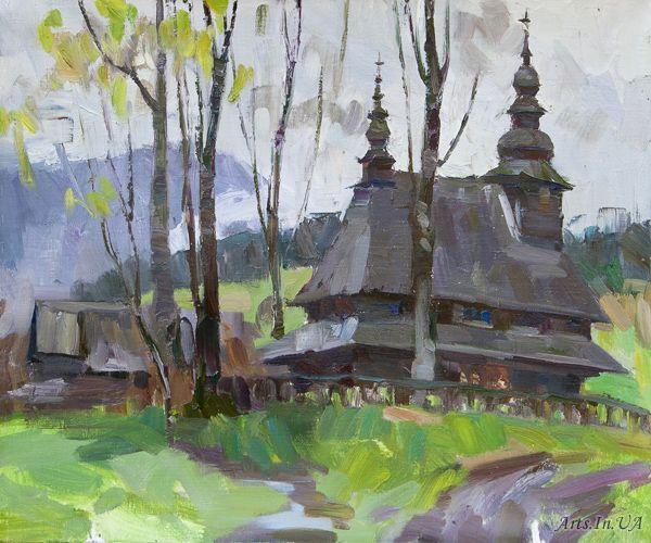 Старая церквушка