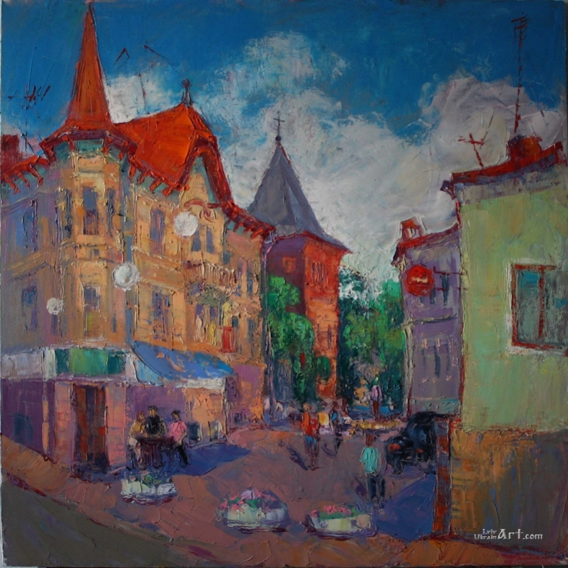 Старий Дрогобич