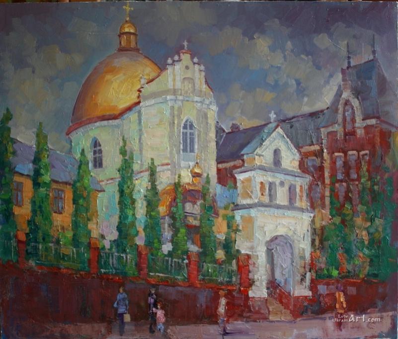 Церква Петра і Павла в Дрогобичі