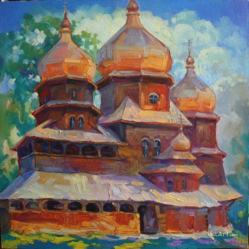 Церква св.Юрія в Дрогобичі