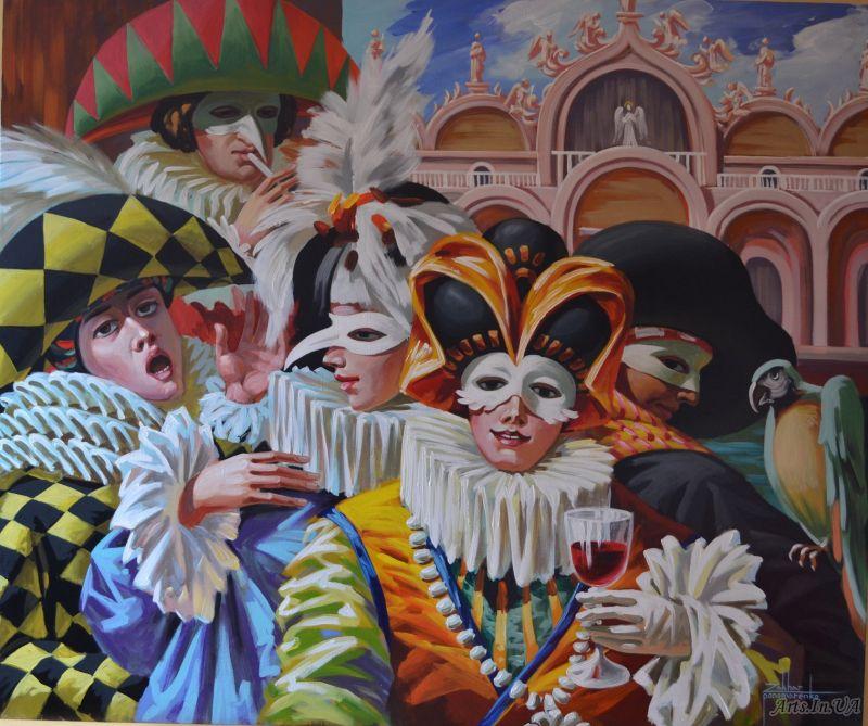 венецианский карновал 1