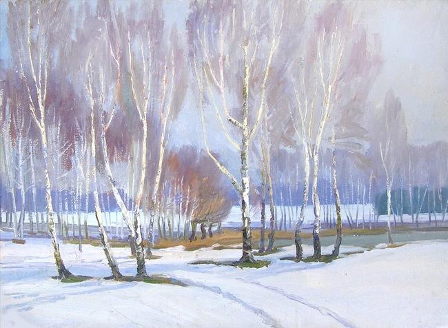 Седнеевская зима