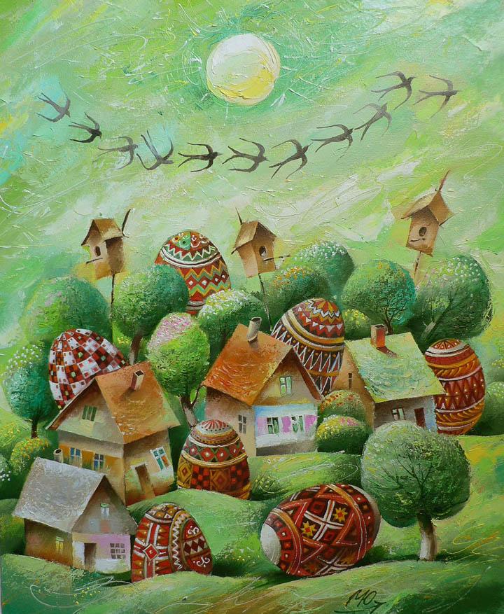 Весенний праздник