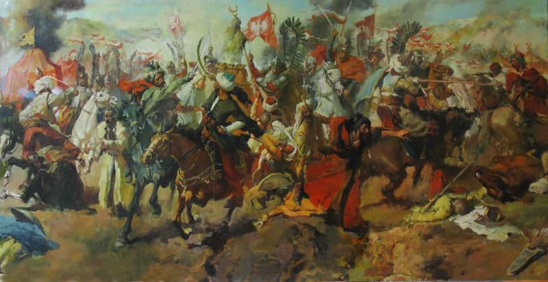 1683 Сражение под Веной