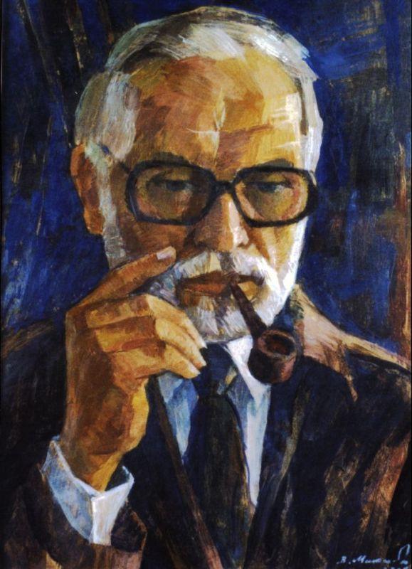 Автопортрет. 2001
