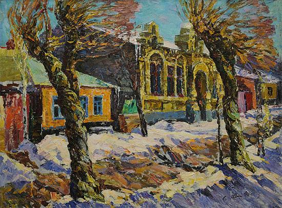 Будинок Осьмеркіна