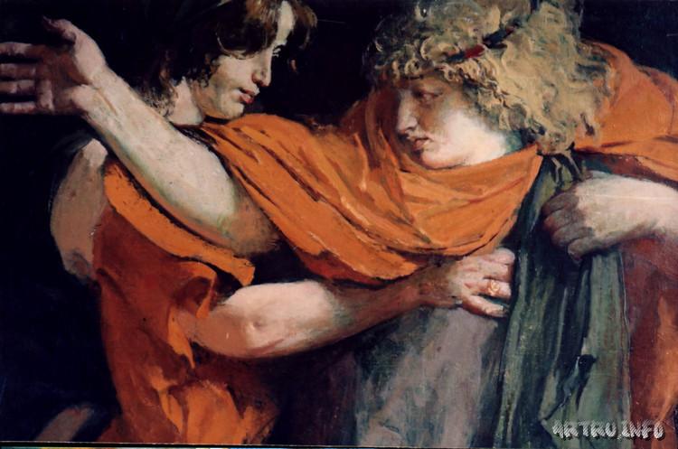Иосиф и жена Пентефрия