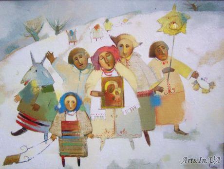 Корф-Іванюк Н.Різдво
