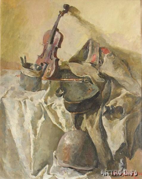 Скрипка и шинель