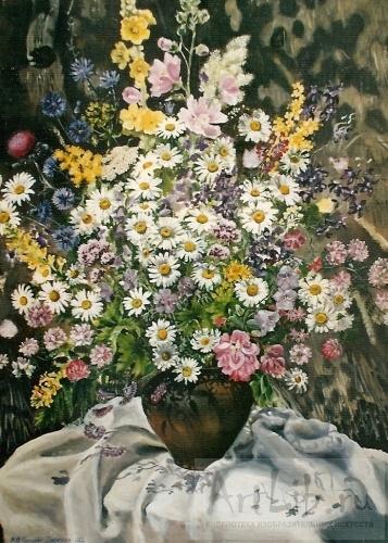 Цветы из детства.