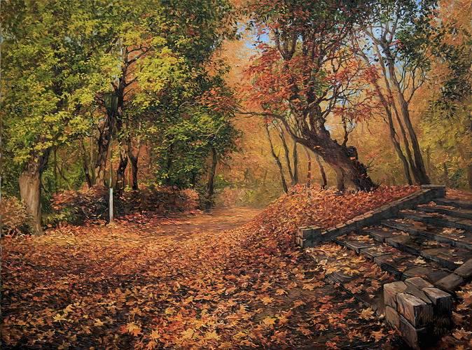 осінь в парку