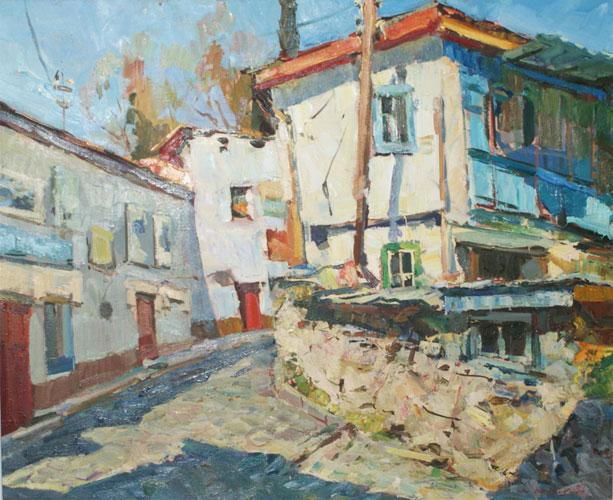 стара вулиця