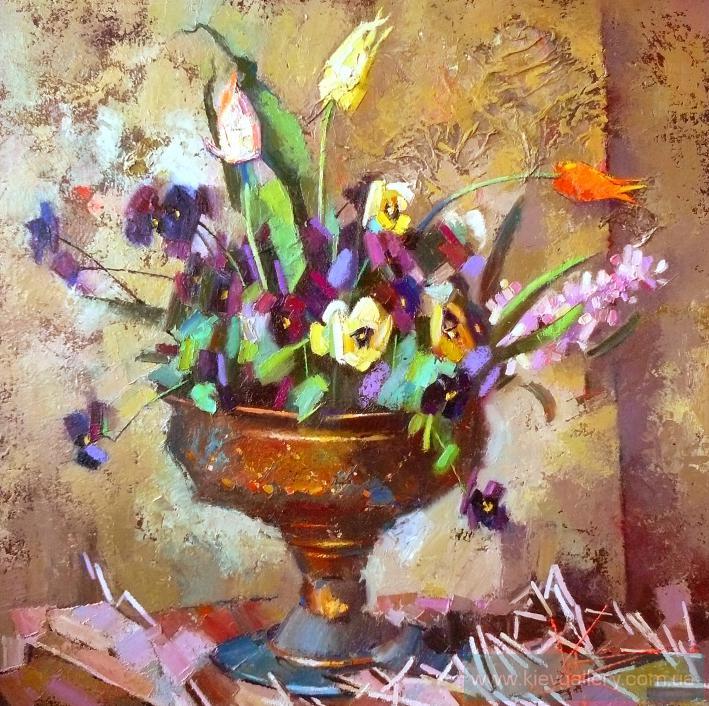 «Антиквариат и цветы»