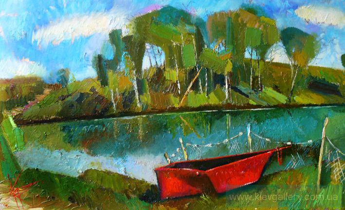 «Красная лодка»