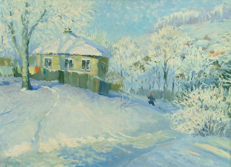 Білий ранок