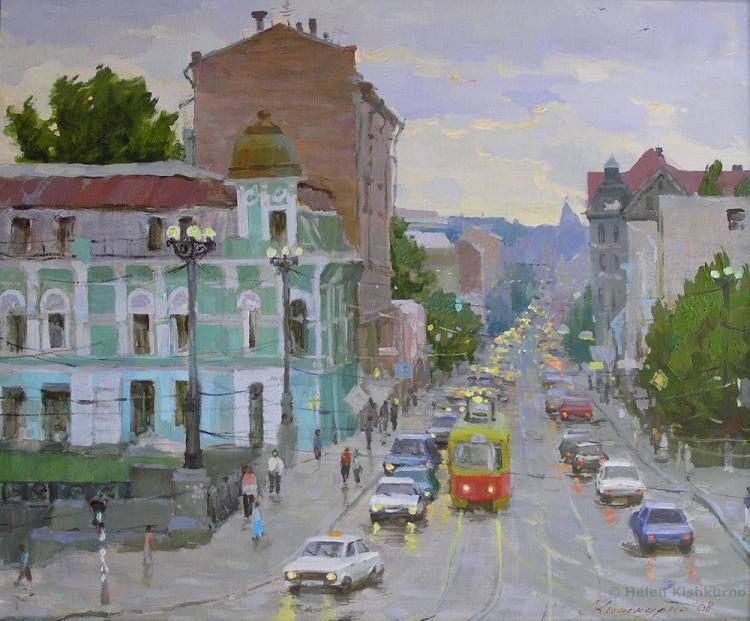 Харьков. Полтавский шлях