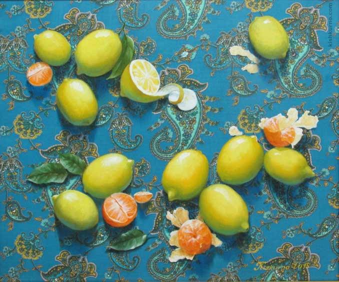 Лимонний блюз