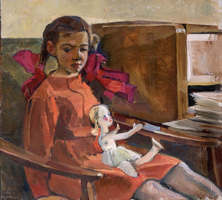 МАРИНОЧКА БАБКОВА 1965