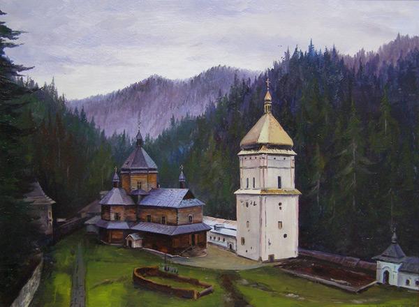 Монастир Скит Манявський
