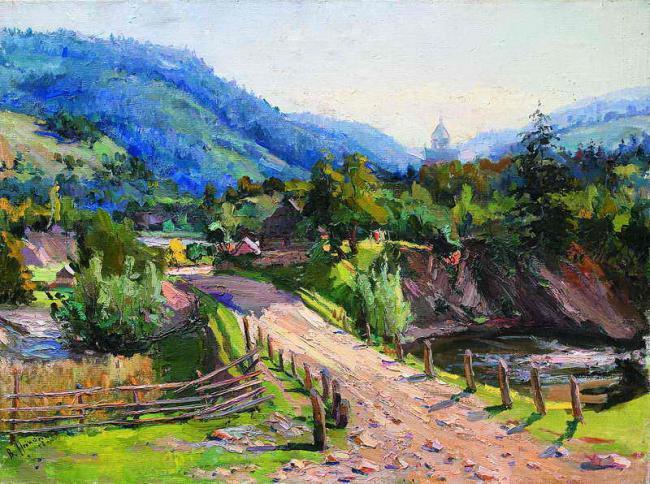 Соколівка, 1958 р.