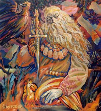 Святобор - бог дерев»