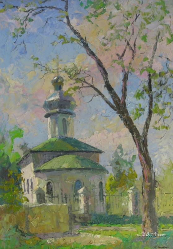Кахновская церковь
