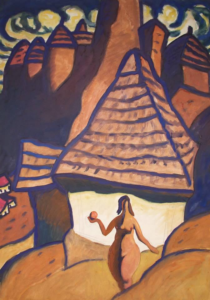 Кам'янець-подільська мадонна