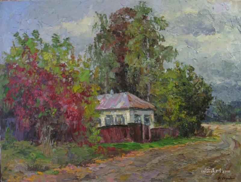 Осень в с.Гуты