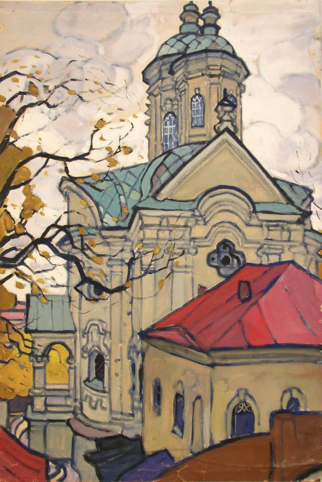 Покровська церква на Подолі