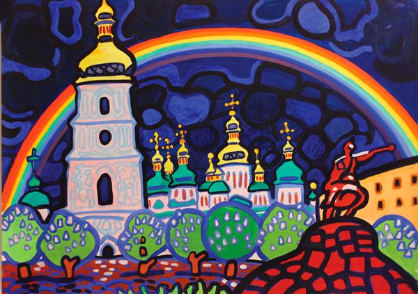 Софіївський собор. 1964 р.
