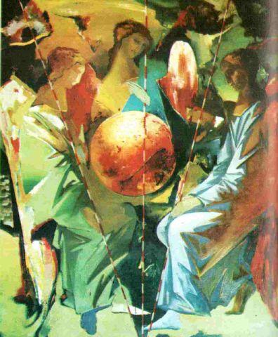 Трійця, 1990