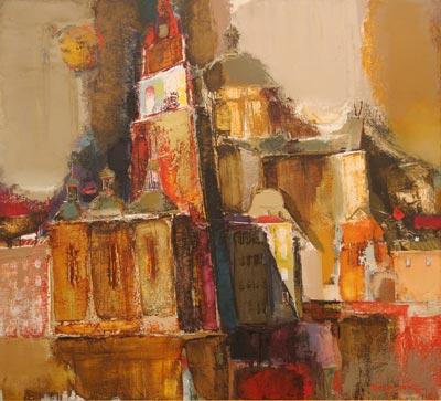 Башня Корнякта