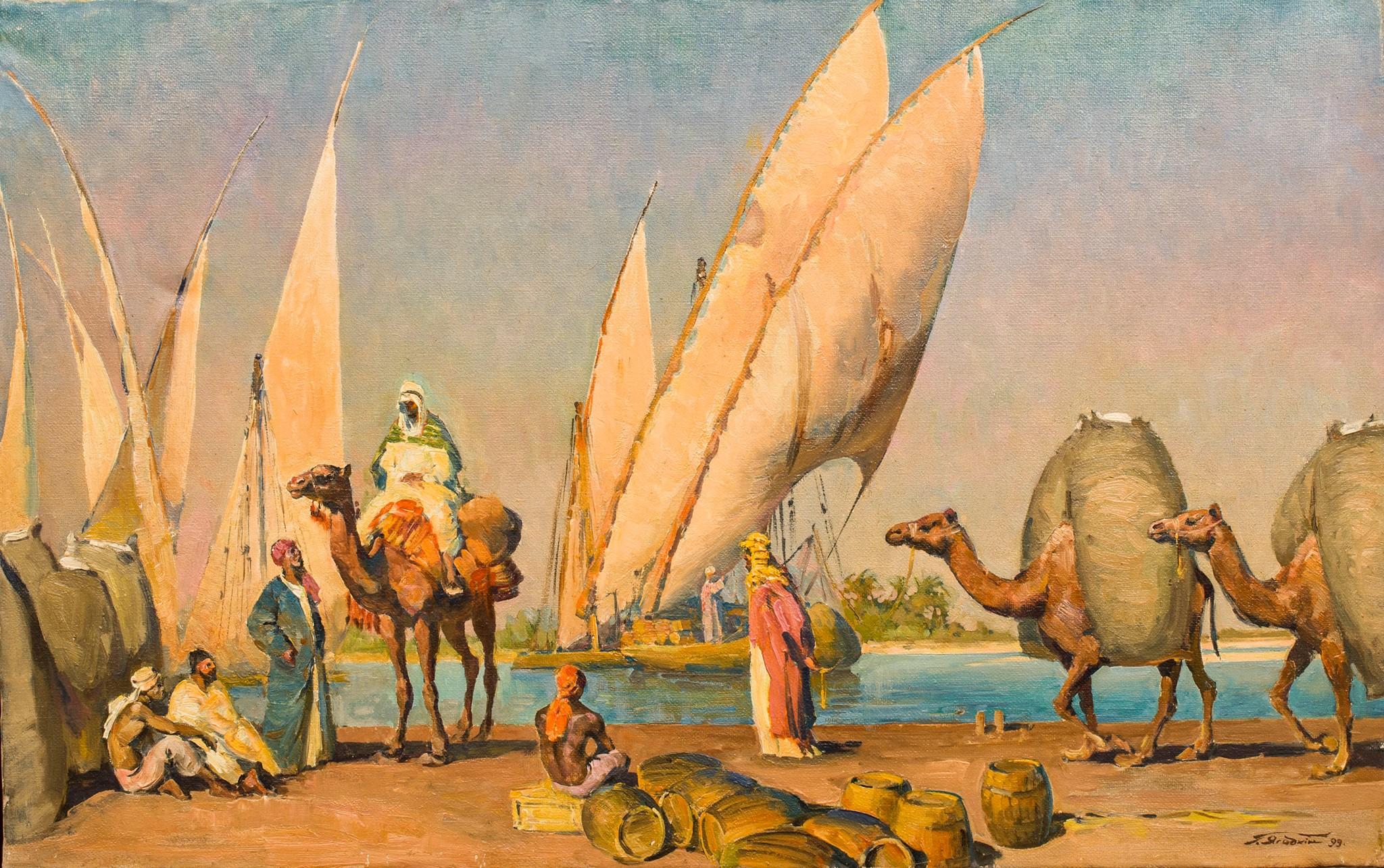 Берег Нілу