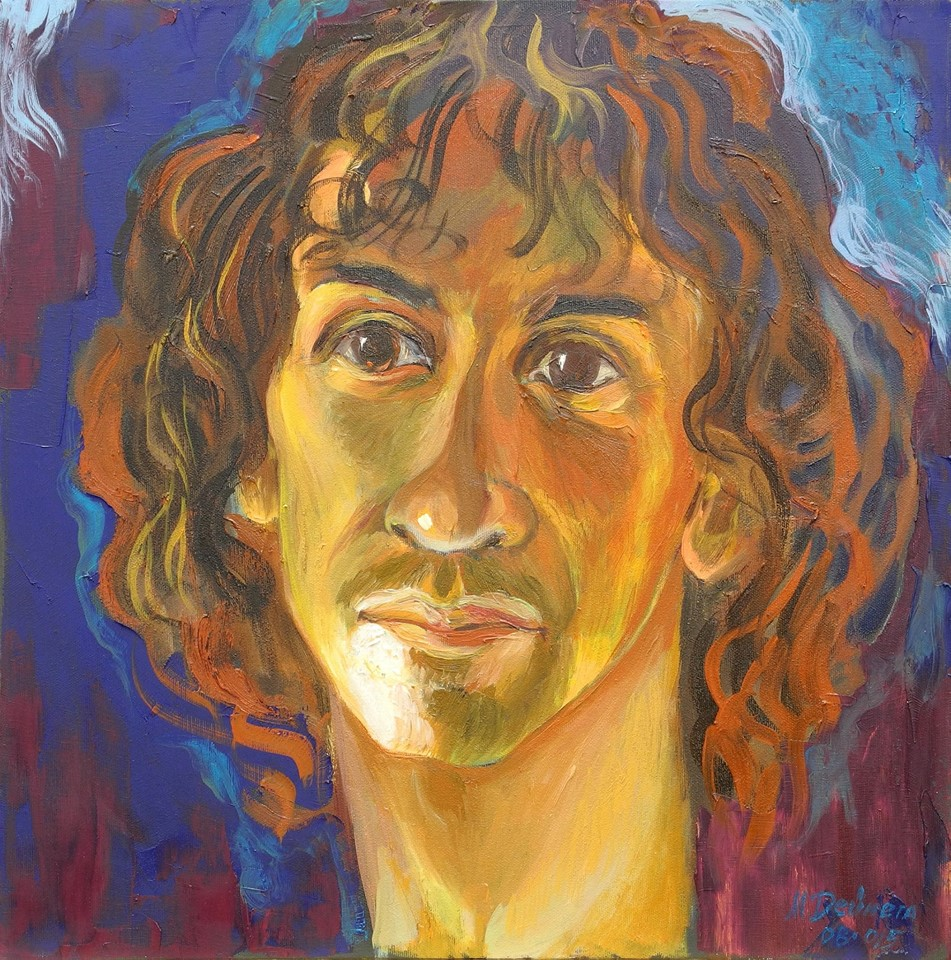 Портрет Віталія
