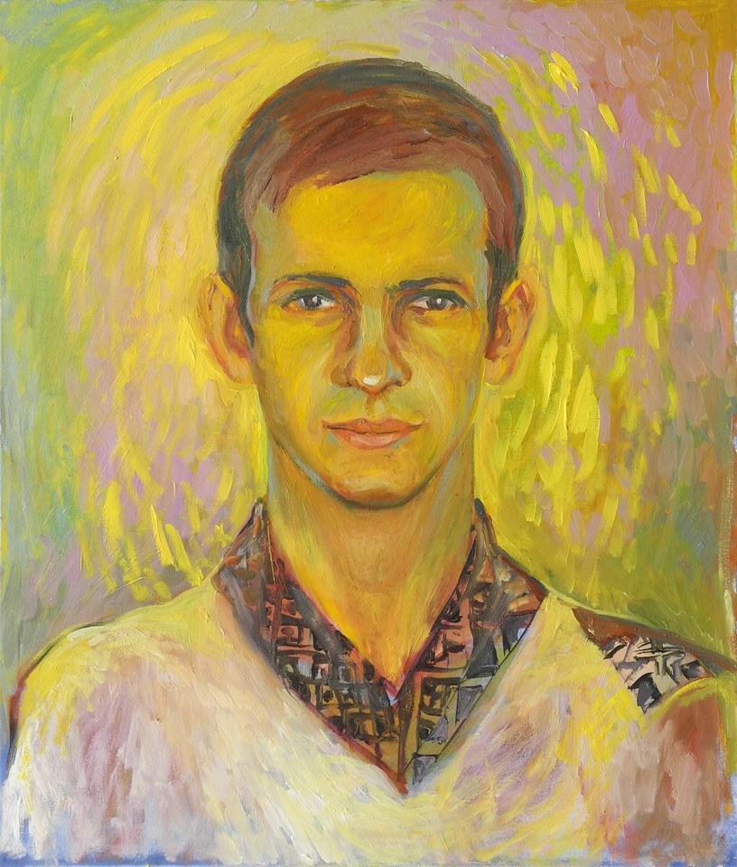 Портрет молодого колеги