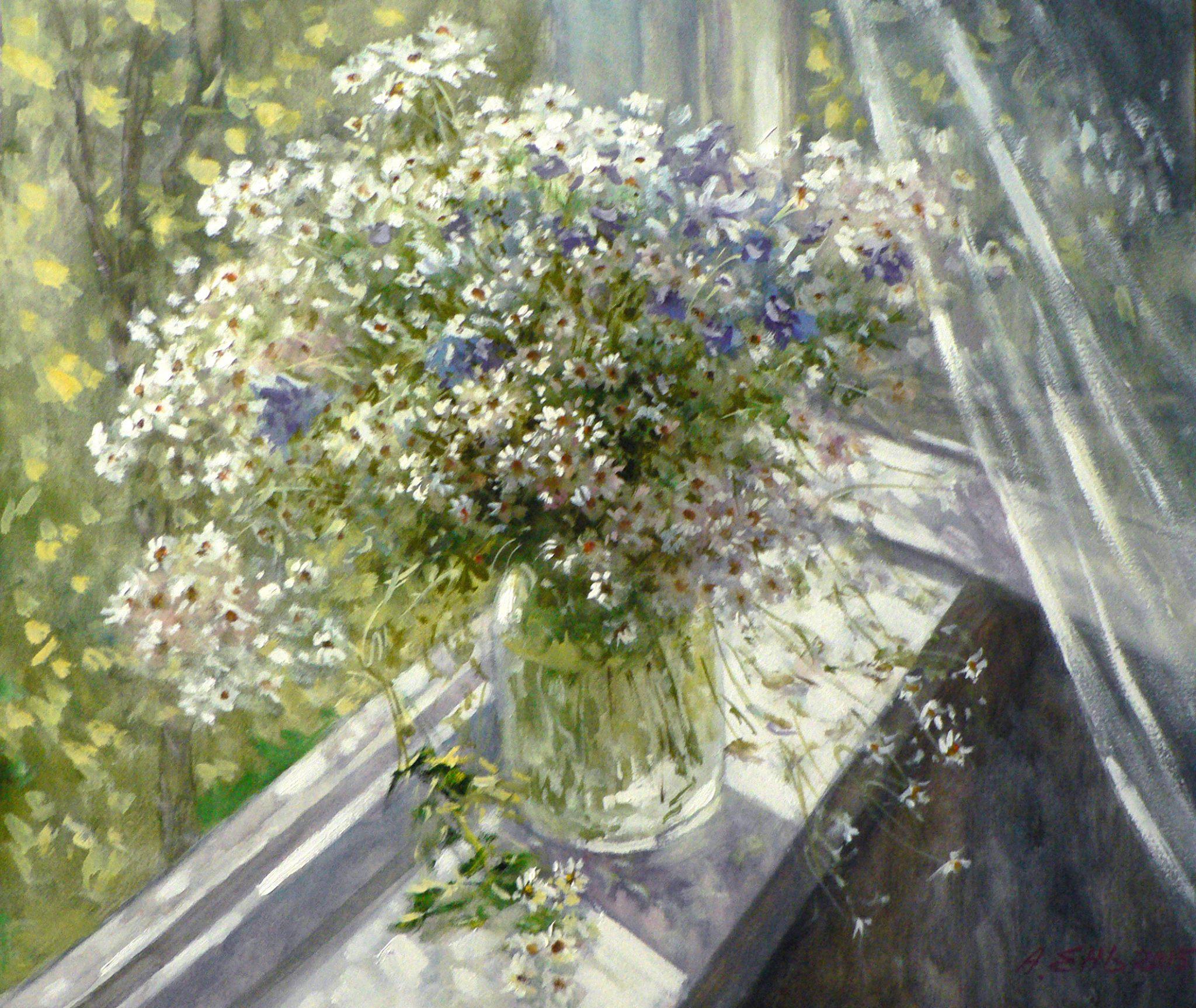 Цветы от БОГА